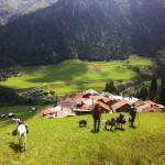 Einmarsch im Val Medel